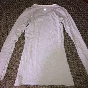 lululemon athletica Tops - lululemon reversible long sleeve shirt
